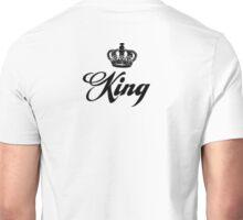 KingQueenNoColor Unisex T-Shirt