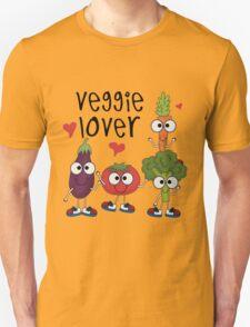 Vegetables Vegetarian Veggie Lover Unisex T-Shirt