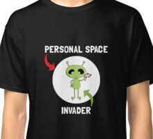 Personal Space Invader Classic T-Shirt