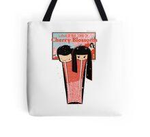 Cherry Blossom Love Tote Bag