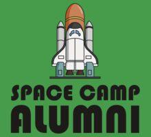 Space Camp Alumni Kids Tee