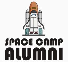Space Camp Alumni Baby Tee