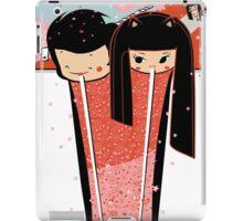 Cherry Blossom Love iPad Case/Skin