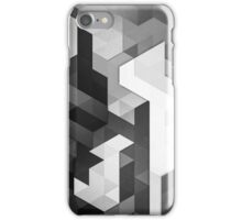 SCOPE 2 (MONOCHROME) iPhone Case/Skin