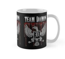 Team Damon Blood Crest Mugs Mug