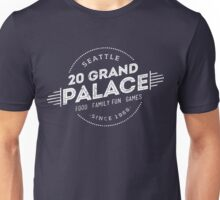 20 Grand Palace (aged look) Unisex T-Shirt