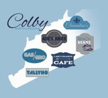 Visit Colby Kids Tee
