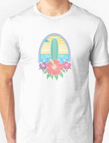 Surf Paradise Color T Shirt T-Shirt