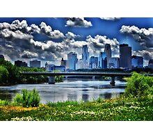 Minneapolis Photographic Print