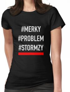 Stormzy #MERKY  Womens Fitted T-Shirt