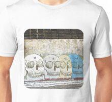 Skulls Mural Unisex T-Shirt