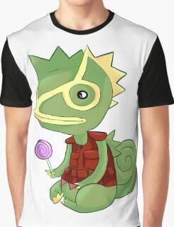 Top Kecleon Graphic T-Shirt