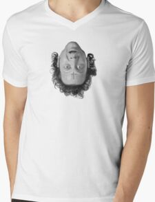 Real Rob Mens V-Neck T-Shirt