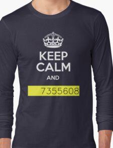 Keep Calm and 7355608 Long Sleeve T-Shirt