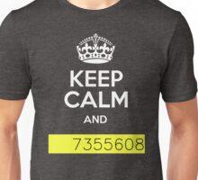 Keep Calm and 7355608 Unisex T-Shirt