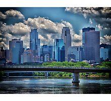 Minneapolis 3 Photographic Print