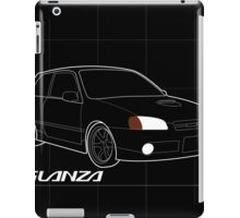 Glanza V T-Shirt by Hypersport iPad Case/Skin