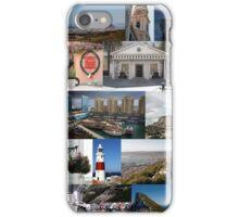 Gibraltar in Colour iPhone Case/Skin