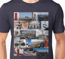 Gibraltar in Colour Unisex T-Shirt