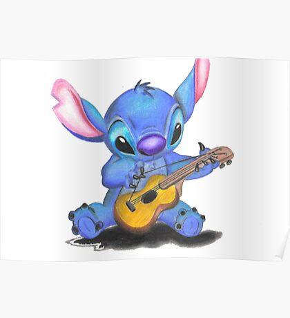 Stitch Poster