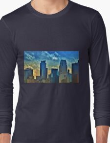 Minneapolis 4 Long Sleeve T-Shirt