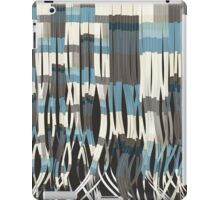Abstract Graphic Ribbons iPad Case/Skin