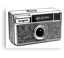 Argus-Lady Carefree Metal Print