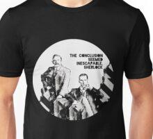Sherlock Holmes and John Watson Sherlocked Unisex T-Shirt