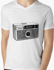 Argus-Lady Carefree Mens V-Neck T-Shirt