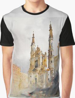 akwarelka 83 Graphic T-Shirt
