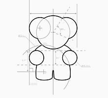 Technical Drawing Unisex T-Shirt