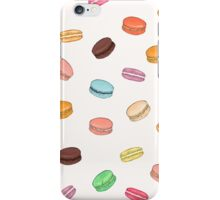 Macarons iPhone Case/Skin