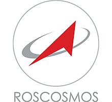 Roscosmos State Corporation Photographic Print