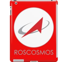 Roscosmos State Corporation iPad Case/Skin