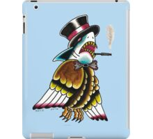 Sophisticated Blue Shark iPad Case/Skin