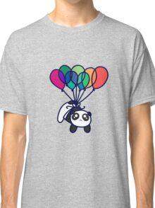 Kawaii Balloon Panda Classic T-Shirt