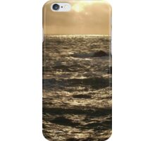 CALM AFTER THE STORM iPhone Case/Skin