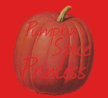 Pumpkin Spice Princess Baby Tee