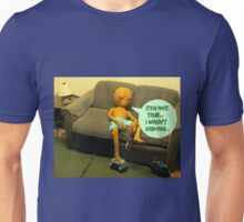 That's Why You Crashed in New Mexico Unisex T-Shirt