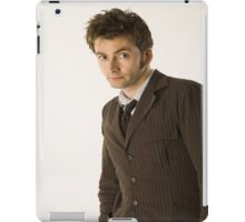 The Tenth Doctor 3 iPad Case/Skin