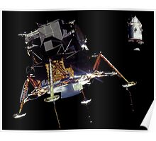 LEM and Apollo 14 Poster