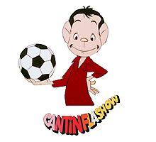 Cantinflas Show - Futbol Photographic Print