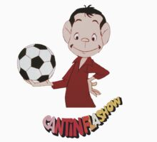 Cantinflas Show - Futbol Baby Tee