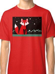 NIGHT FOX Classic T-Shirt