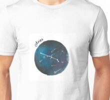 aries galaxy Unisex T-Shirt