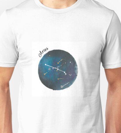 aries galaxy Unisex T-Shirt