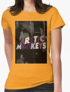 Arctic Monkeys Humbug palette Womens Fitted T-Shirt