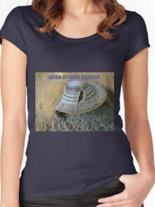 Area Fifty One Women's Fitted Scoop T-Shirt