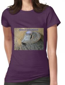 Area Fifty One Womens Fitted T-Shirt