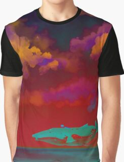 Rouge Sea Graphic T-Shirt